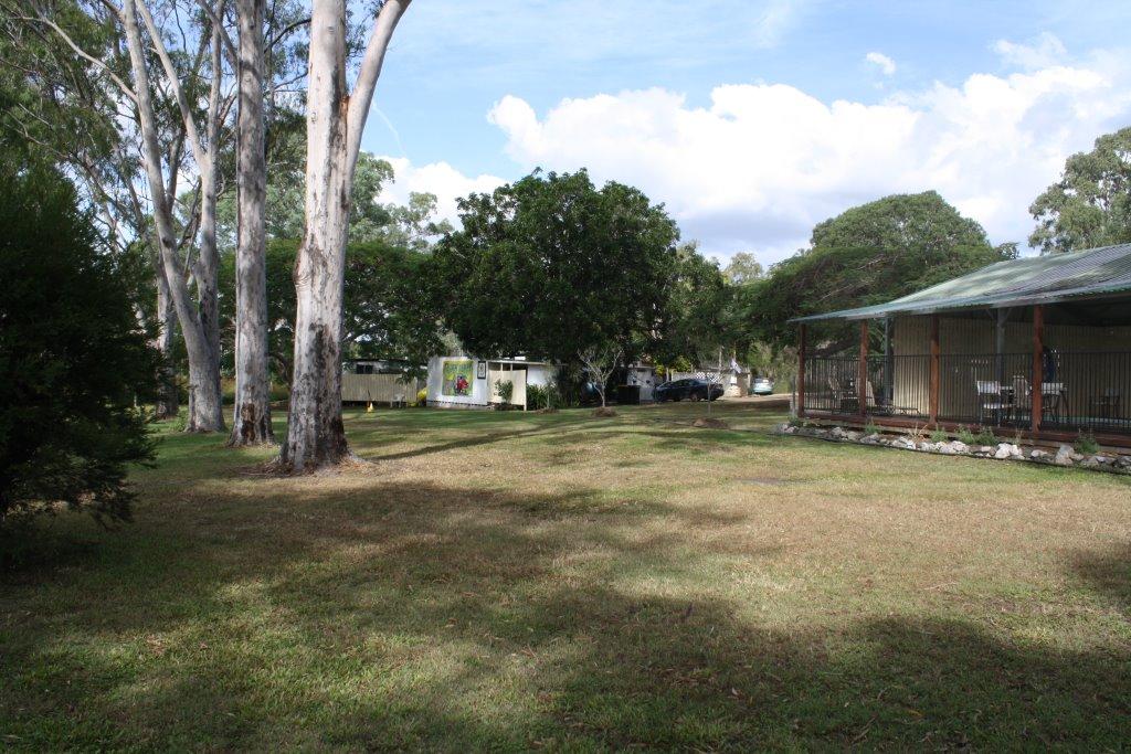 Camping Area - Greenacres Motel Van Park